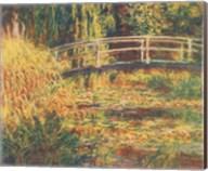 Water Lily Pond - Pink Harmony Fine-Art Print