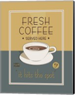 Fresh Coffee Fine-Art Print