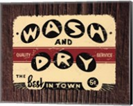 Wash and Dry Fine-Art Print