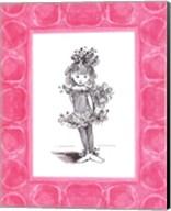 Sugar Plum Ballerina Fine-Art Print
