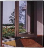 Small Flowered Doorway, 1996 Fine-Art Print