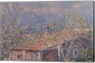 Gardener's House at Antibes, 1888 Fine-Art Print