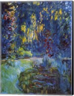 Jardin de Giverny Fine-Art Print