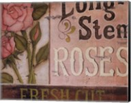 Long Stem Roses Fine-Art Print