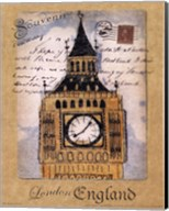 Souvenir of London Fine-Art Print