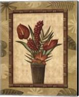 Paradisio Bouquet I Fine-Art Print
