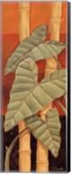 Bali Leaves II - mini Fine-Art Print