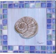 Mosaic Moonshell Fine-Art Print