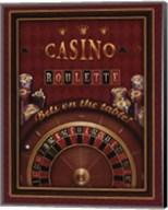 Roulette - mini Fine-Art Print