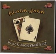 Blackjack - special Fine-Art Print