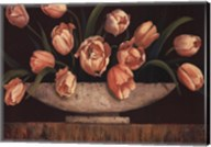 Elegant Tulips - mini Fine-Art Print
