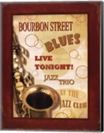 New Orleans Jazz III Fine-Art Print