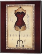 Taille de Robe I - special Fine-Art Print