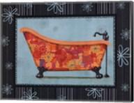 Retro Tub I Fine-Art Print