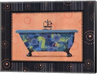 Retro Tub II Fine-Art Print