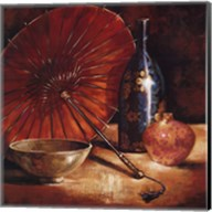 Asian Still Life I Fine-Art Print