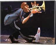 Modern Jazz Step Fine-Art Print