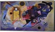 Gelb, Rot, Blau, c.1925 Fine-Art Print