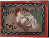 Hen House Cafe Fine-Art Print