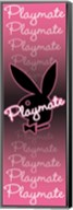 Playboy - Playmate Pink Wall Poster