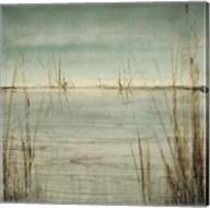 Blue Tranquility II Fine-Art Print