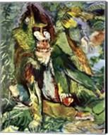 Mandrill Fine-Art Print