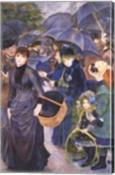 The Umbrellas Fine-Art Print