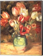 Tulips in a Vase Fine-Art Print