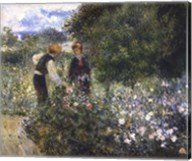 Picking Flowers Fine-Art Print