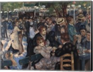 La Moulin de la Galette Fine-Art Print