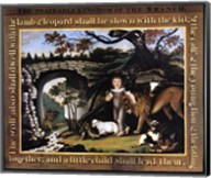 Peaceable Kingdom of the Branch Fine-Art Print