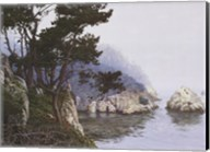 Whaler's Cove Morning Fog Fine-Art Print