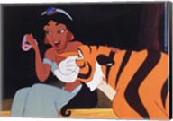 Rajah was Just Playing with Him Fine-Art Print