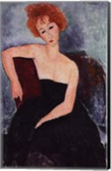 Red-Headed Woman Fine-Art Print