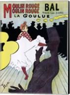 Poster, Moulin Rouge, 1891 Fine-Art Print