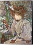Mme. Honorine P. Fine-Art Print