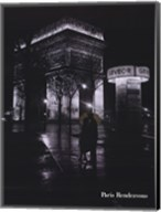 Paris Rendevous Fine-Art Print