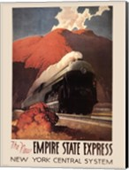 Empire State Express Fine-Art Print