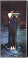Circe Invidiosa, c.1892 Fine-Art Print