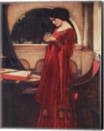 The Crystal Ball, c.1902 Fine-Art Print