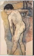 Breton Bather Fine-Art Print