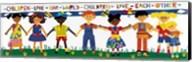 Children Love the World Fine-Art Print