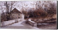 The Mill Bridge Fine-Art Print