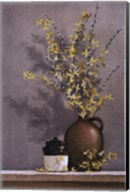 Forsythia Fine-Art Print