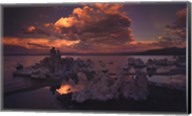 Tufas in Mono Lake, California Fine-Art Print
