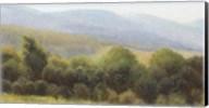 Valley View I Fine-Art Print