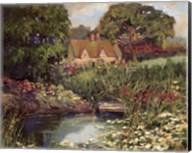 Garden Hideaway Fine-Art Print