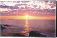 Sunrise from Portland Head Light Fine-Art Print