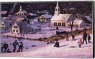 Hillside Flyers Fine-Art Print