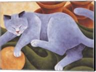 Cats & Pots Fine-Art Print
